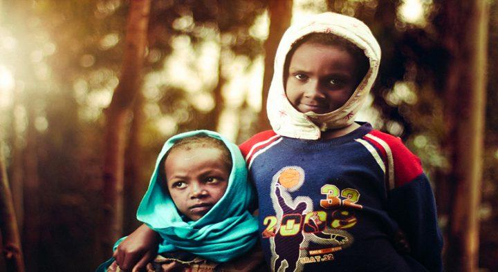 مدرسه ای در آفریقای جنوبی برای کودکان ساخته شده است.